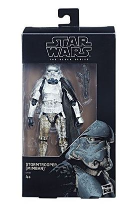 Imagen de Star Wars Solo Black Series Figura 2018 Stormtrooper (Mimban) Exclusive 15 cm