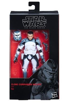 Imagen de Star Wars Black Series Figura 2018 Commander Wolffe Exclusive 15 cm