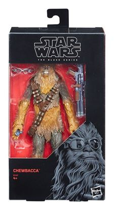 Imagen de Star Wars Solo Black Series Figura 2018 Chewbacca Exclusive 15 cm