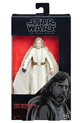 Imagen de Star Wars Episode VIII Black Series Figuras 15 cm Luke Skywalker (Jedi Master)