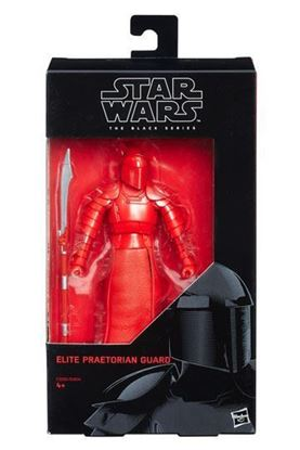 Imagen de Star Wars Episode VIII Black Series Figuras 15 cm Elite Praetorian Guard
