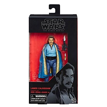 Imagen de Star Wars Black Series Figuras 15 cm 2018 Lando Calrissian
