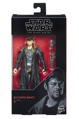 Imagen de Star Wars Black Series Figuras 15 cm 2018 DJ (Canto Bight)