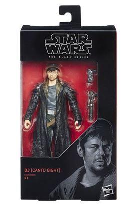 Imagen de Star Wars Black Series Figuras 15 cm 2018 DJ (Canto Bight)