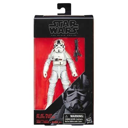 Imagen de Star Wars Episode VIII Black Series Figuras 15 cm AT-AT Driver