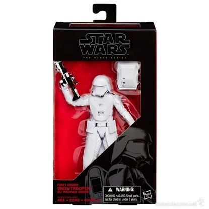 Imagen de Star Wars Episode VIII Black Series Figuras 15 cm First Order Snowtrooper