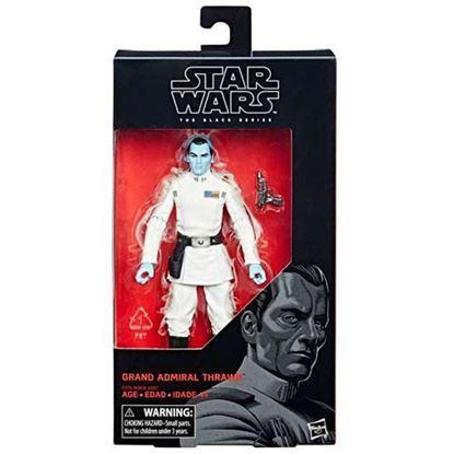 Imagen de Star Wars Black Series Figuras 15 cm Grand Admiral Thrawn
