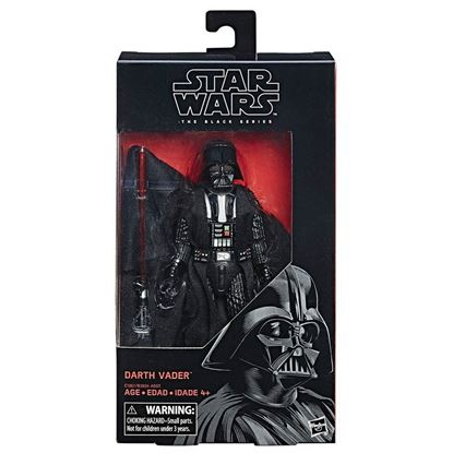 Imagen de Star Wars Black Series Figuras 15 cm Darth Vader