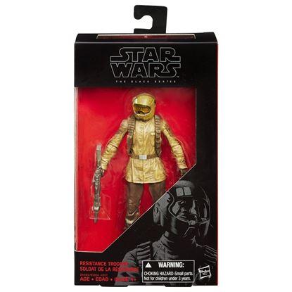 Imagen de Star Wars Black Series Figuras 15 cm Resistance Trooper