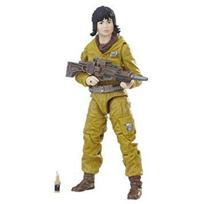 Imagen de Star Wars Black Series Figuras 10 cm Resistance Tech Rose
