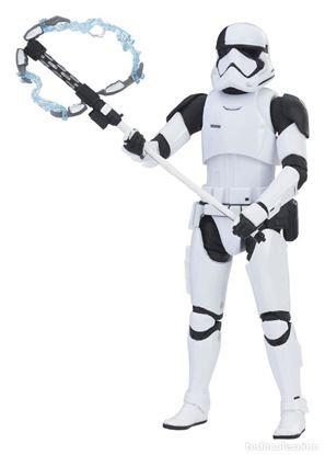 Imagen de Star Wars Black Series Figuras 10 cm Stormtrooper Executioner