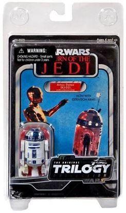Imagen de Star Wars Trilogy Collection Figuras 10 cm R2-D2