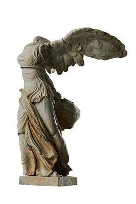 Imagen de The Table Museum Figura Figma Victoria Alada de Samotracia 15 cm