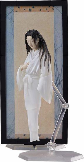 Foto de The Table Museum Figura Figma Yurei-Zu de Maruyama Okyo 17 cm