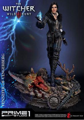 Imagen de Witcher 3 Wild Hunt Estatua Yennefer of Vengerberg 55 cm