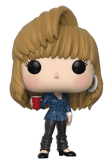 Foto de Friends Figura POP! TV Vinyl 80's Hair Rachel 9 cm.