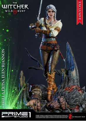 Imagen de Witcher 3 Wild Hunt Estatua Ciri Exclusive 69 cm