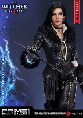 Imagen de Witcher 3 Wild Hunt Estatua Yennefer of Vengerberg Exclusive 55 cm