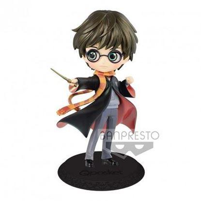 Imagen de Figura Q Posket Harry Potter (Pearl Colour Version) 14 cm