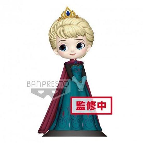 Foto de Figura Q Posket Elsa Coronación (Normal Colour Version) 14 cm