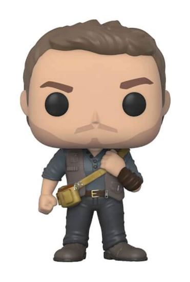Foto de Jurassic World 2 POP! Movies Vinyl Figura Owen 9 cm