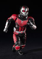 Foto de Ant-Man y la Avispa Figura S.H. Figuarts Ant-Man & Ant Set 15 cm