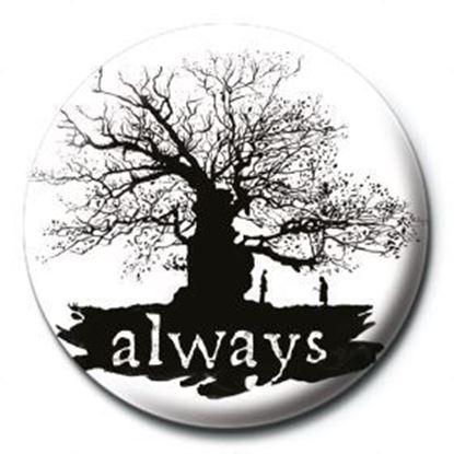 Imagen de Harry Potter Chapa Always