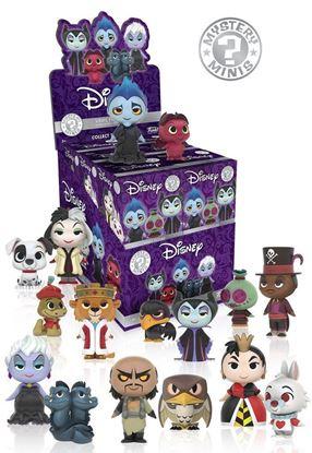 Imagen de Disney Villains Minifiguras Mystery Minis 6 cm PRECIO POR CAJA INDIVIDUAL DE 6 CM