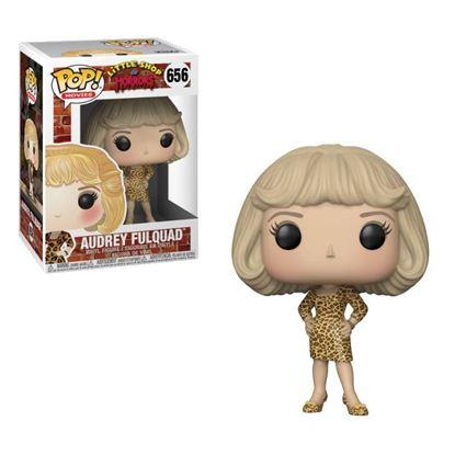 Imagen de La pequeña tienda de los horrores Figura POP! Movies Vinyl Audrey Fulquad 9 cm.