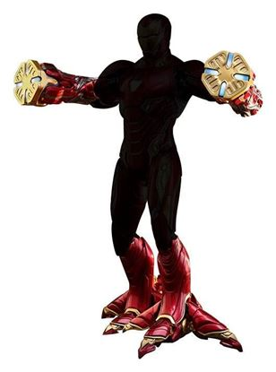 Imagen de Vengadores Infinity War Pack Accesorios para Figuras Accessories Collection Series Iron Man Mark L