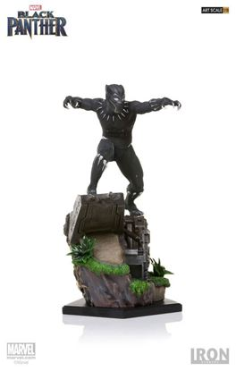 Imagen de Black Panther Estatua Battle Diorama Series 1/10 Black Panther 26 cm