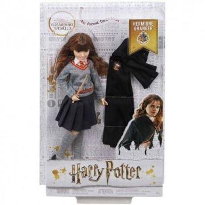 Imagen de Muñeca Hermione Granger 30 cm. Mattel - Harry Potter