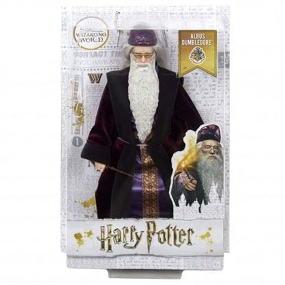 Imagen de Muñeco Dumbledore 30 cm. Mattel - Harry Potter