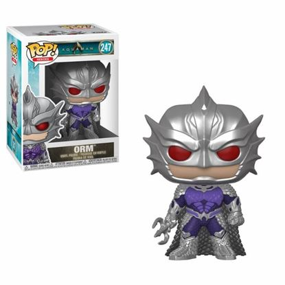 Imagen de Aquaman Movie Figura POP! Movies Vinyl Orm 9 cm