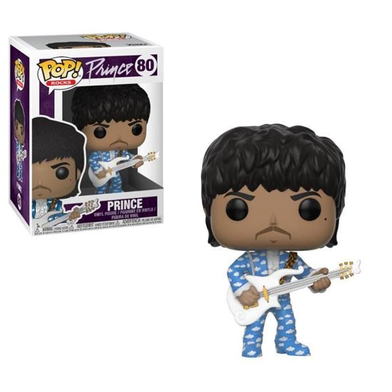 Foto de Prince Figura POP! Rocks Vinyl Around the World in a Day 9 cm