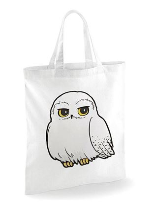 Imagen de Harry Potter Bolsa Cartoon Hedwig