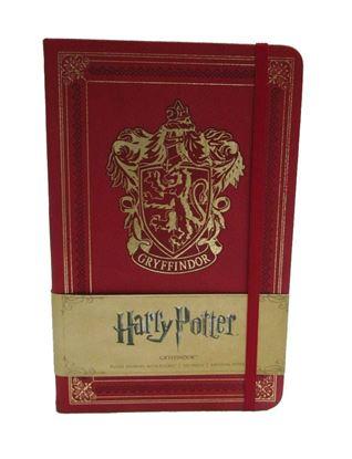 Imagen de Harry Potter Libreta Gryffindor