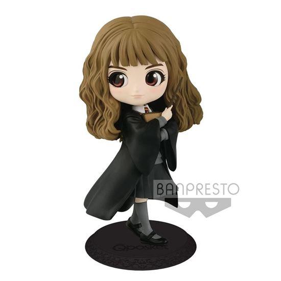 Foto de Figura Q Posket Hermione Granger (Normal Colour Version) 14 cm