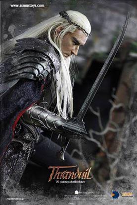 Imagen de El Hobbit Figura 1/6 Thranduil 30 cm