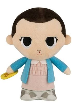 Imagen de Stranger Things Peluche Super Cute Eleven 20 cm