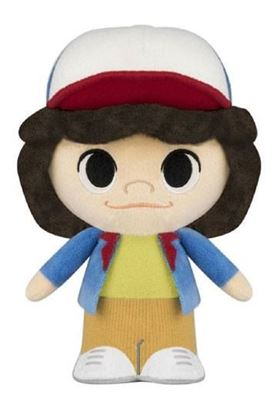Imagen de Stranger Things Peluche Super Cute Dustin 20 cm