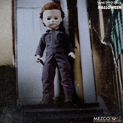 Imagen de Halloween Living Dead Dolls Muñeco Michael Myers 25 cm