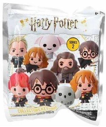 Imagen de Sobre Llavero Sorpresa de Caucho 3D Series 2 - Harry Potter