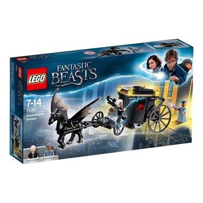 Imagen de LEGO® Huida de Grindelwald 75951- Animales Fantásticos™