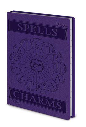 """Imagen de Libreta Pocket """"Spells"""" - Harry Potter"""