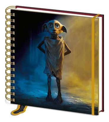 Imagen de Cuaderno con Anillas Dobby - Harry Potter