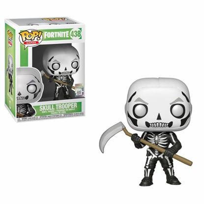 Imagen de Fortnite POP! Games Vinyl Figura Skull Trooper 9 cm.