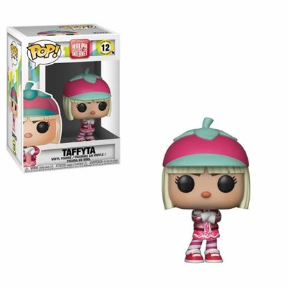 Imagen de Wreck-It Ralph 2 POP! Movies Vinyl Figura Taffyta 9 cm