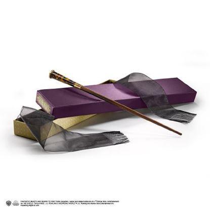 Imagen de Varita Mágica de Theseus Scamander en caja Ollivander - Animales Fantásticos 2
