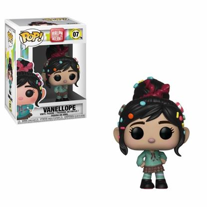 Imagen de Wreck-It Ralph 2 POP! Movies Vinyl Figura Vanellope 9 cm
